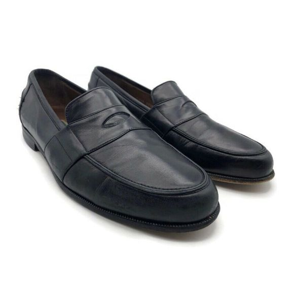 Cole Haan Other - Cole Haan Mens Classic Black Penny Loafers